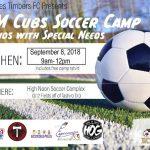 BCOM soccer camp